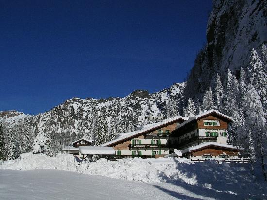 Malga Ciapela, Italy: Inverno