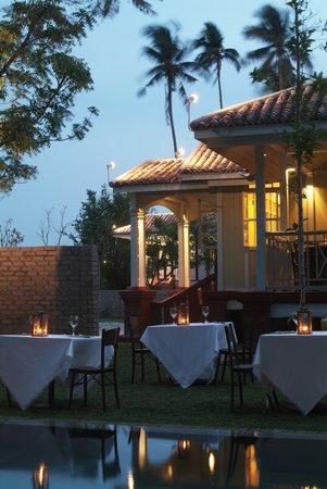 Straits Club Restaurant