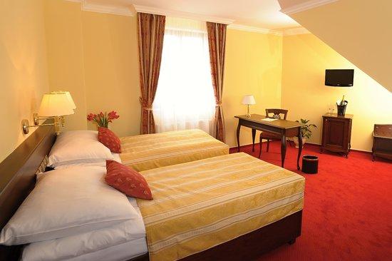 Hotel U krale: Room