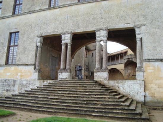 Le Prieure du Chateau de Biron : Château de Biron