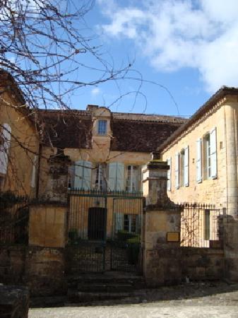 Le Prieure du Chateau de Biron : Le Prieuré du Château de Biron