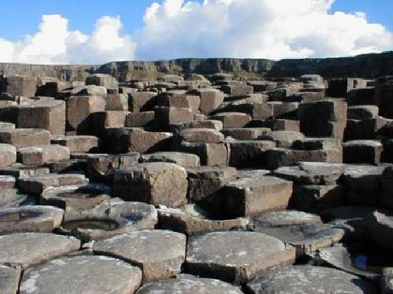 TwentySix Backpacker Guesthouse & Hostel: The Giants Causeway!