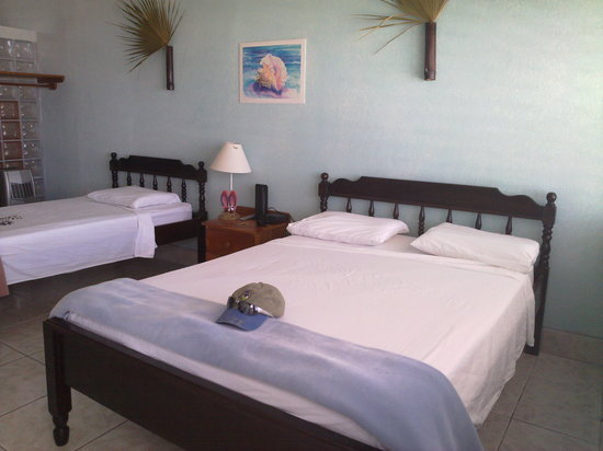Conch Shell Inn: Comfy beds