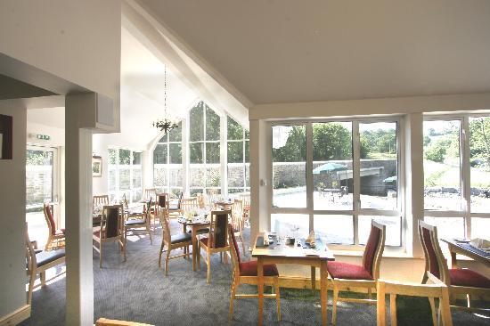 The Salutation Inn: Interior of restarant