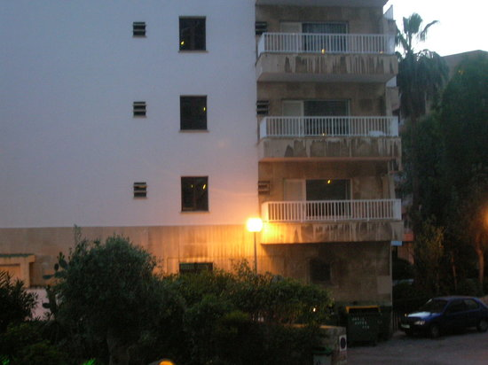 Cala Major, España: hotel la cala