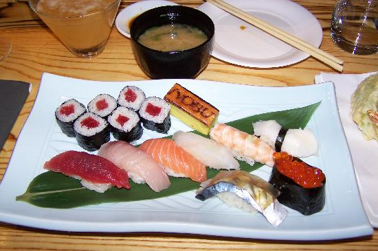 $49 Sushi Dinner - Picture of Nobu, Nassau - TripAdvisor