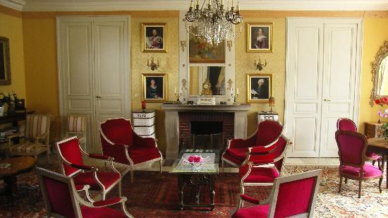 Salon louis 16 photo de chateau d 39 alteville tarquimpol tripadvisor - Salon louis 16 ...