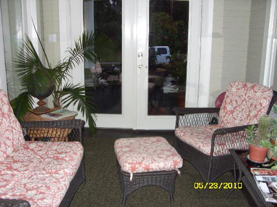 The Galloway House Inn: Sun Room