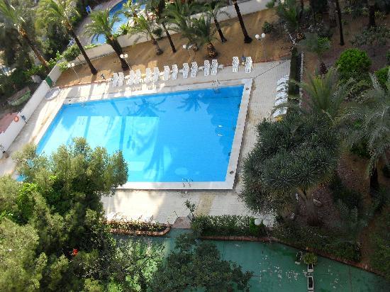 Apartahotel Bermudas: pool