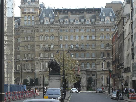 The Langham, London: The lovely Langham Hotel, London