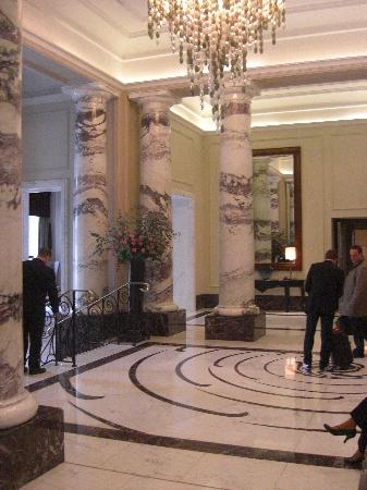 The Langham, London: Lobby, Langham Hotel, London