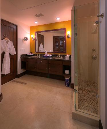 Welk Resorts Sirena Del Mar: Bathroom in Premier villa