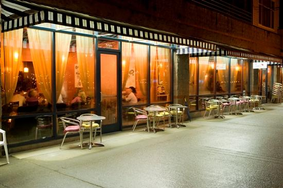 Thirst Wine Bar and Shop: Outside Seating for 100+