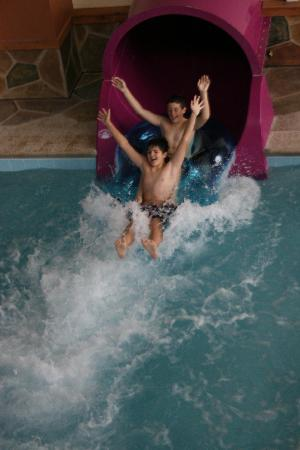 Big Horn Resort: Water Park fun for all
