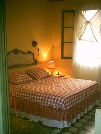 A Nissea: La camera Rossa