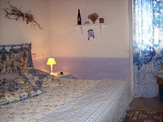 A Nissea: la camera blu