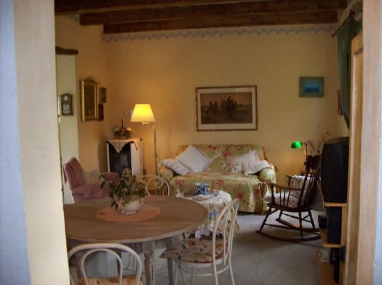 A Nissea: il soggiorno