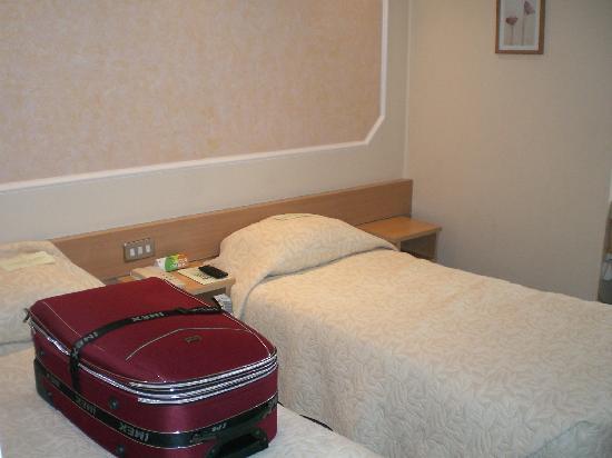 Lancaster Hall Hotel: Bett
