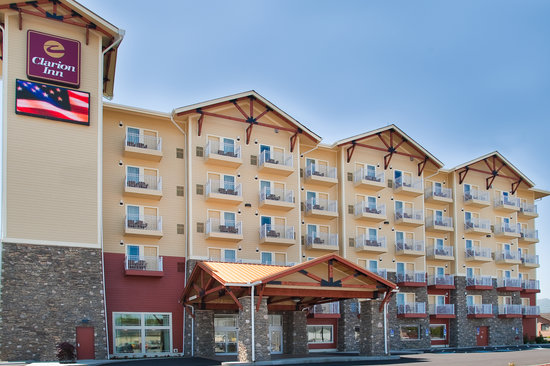 Clarion Inn Dollywood Area: New in 2010