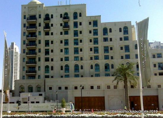 Exterior View From Souk Al Bahar Picture Of Manzil