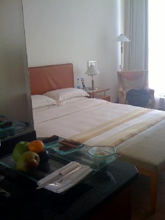Ararat Park Hyatt Moscow: hotel room