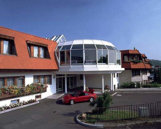 ホテル シュタット テュービンゲン