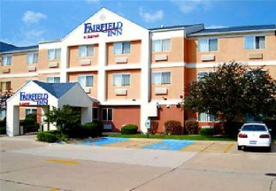 Fairfield Inn Kankakee Bourbonnais: Kanakee Fairfield Inn