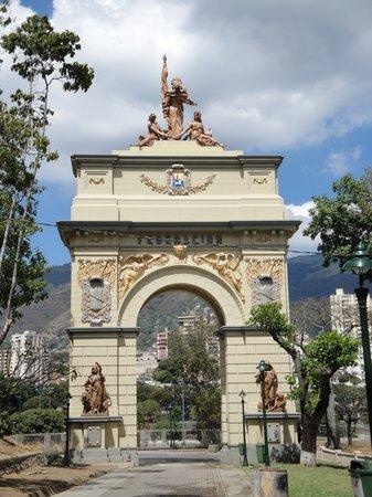 Arco de la Federacion