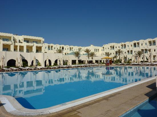 Radisson Blu Ulysse Resort & Thalasso Djerba: réception