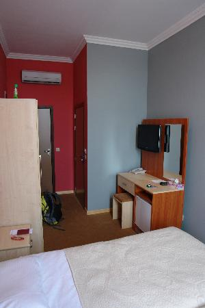 هوتل بريستيج: Bedroom