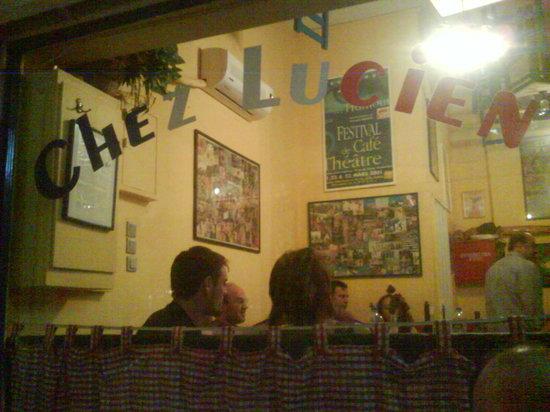 Chez Lucien: Chez Luzien (Tiny!)