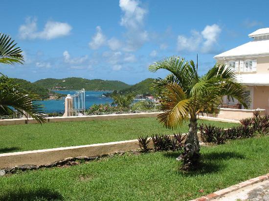 view from Villa Santana