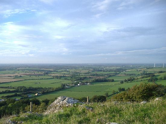 Fairymount Farm: View from Knockshegowna