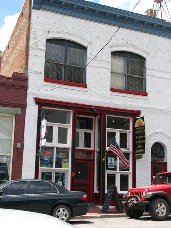 The Old Firehouse Restaurant
