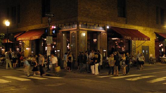 Rittenhouse Square: Parc Cafe