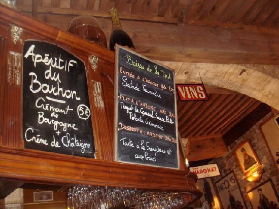 Bouchon Colette : Ardoises
