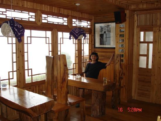 Long Ji One Hotel : dining rrom