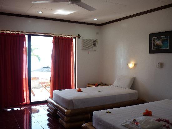 Kasai Village Dive & Spa Resort: Seaview Room
