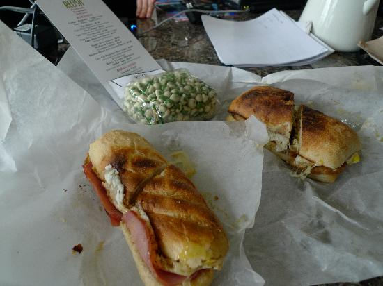 Relish: Breakfast sandwiches