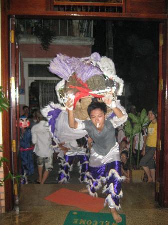 Sunny C Hotel: フエの子供のお祭り