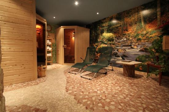 Pension Haus Sonneck: The wellnessroom