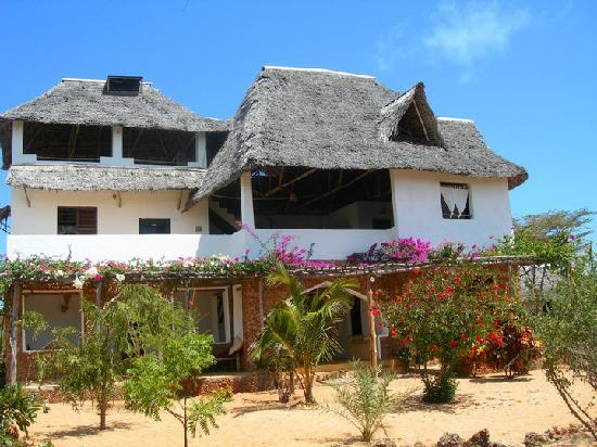 Lamu, Kenia: this is it! Mkoko house overlooking the mangrove and the sea