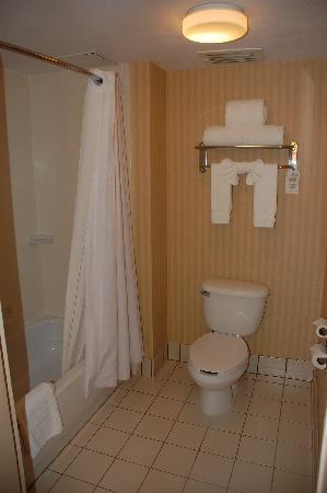 Homewood Suites by Hilton San Diego-Del Mar: Bathroom