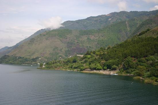 Santa Cruz La Laguna, Guatemala: the view #1