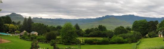 Bergville, South Africa: Awake to uninterrupted views