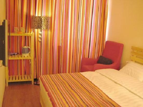 Long May Youth Hotel : Double ensuite