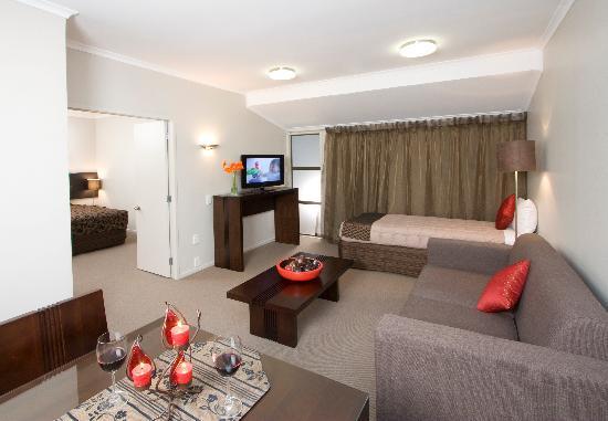 Apollo Hotel Rotorua: Premium One Bedroom Spa
