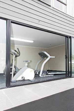 Apollo Hotel Rotorua: Our Gym Area