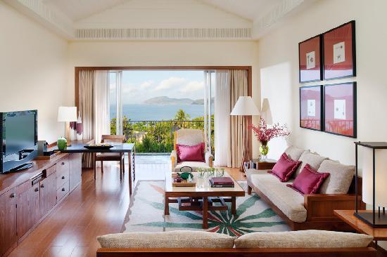 Mandarin Oriental, Sanya: Suite