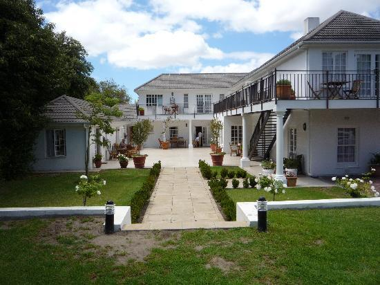 Constantia White Lodge: White Lodge